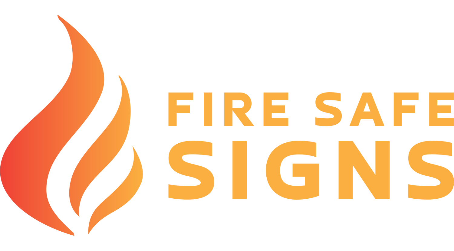 Fire Safe Signs